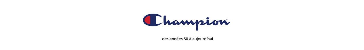 Evolution logotype marque Champion / Logomania / Blog / Agence Register Design